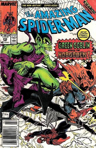 The Amazing Spider-Man #312 - Feb 1988