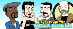 Tales from the Water Cooler Banner